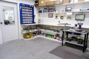 Burkholder Truck paint supplies